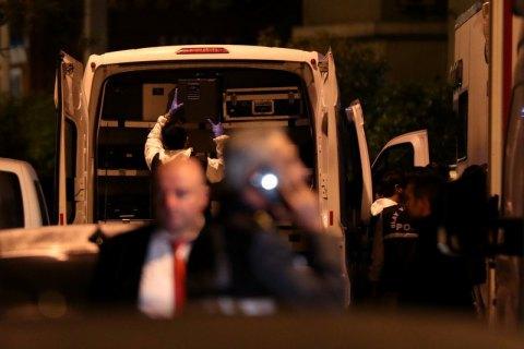 Турецкая полиция провела 9-часовой осмотр в консульстве Саудовской Аравии