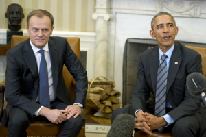 Обама пригрозив охолодженням відносин, якщо ЄС не продовжить санкції проти Росії, - Туск
