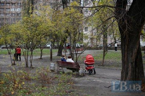 Київрада створила 27 скверів