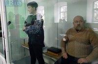 Киевский апелляционный суд удовлетворил самоотвод судей по делу Савченко-Рубана