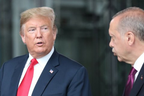 Трамп поговорить з Ердоганом про російські системи С-400 і американські винищувачі F-35