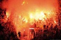"""За битвою """"Металіст"""" - """"Динамо"""" спостерігатимуть півтори тисячі міліціонерів"""