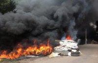Силовики уничтожили еще один блокпост сепаратистов в Славянске