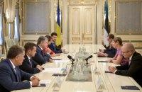 Украина и Эстония скоординировали подходы по противодействию гибридным вызовам со стороны России