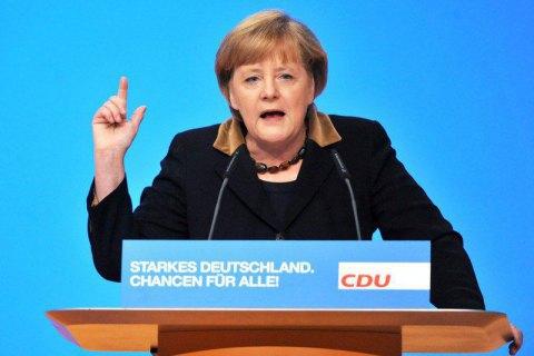 Меркель готова продовжити діалог з Афінами