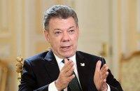 Влада Колумбії домовилася про перемир'я з повстанським угрупованням ELN
