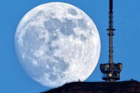 Мобильная связь через луну в 2019 году - КалендарьГода