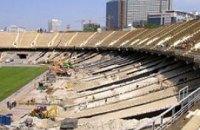 Строительство «Олимпийского» впечатлило экспертов УЕФА