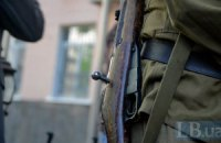 В Луганской области ранены 4 пограничника из-за обстрела боевиками