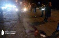 Полицейский сбил насмерть пешехода в Кропивницком