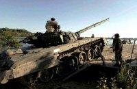 Військові провели навчання з переправи через Дніпро на ділянці завширшки 5 км