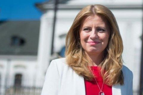 Урядовці Словаччини мають ковід, президентка – на карантині