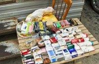Доля контрабандных сигарет на украинском рынке выросла в 4 раза