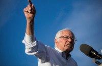 На американських праймеріз демократів у штаті Нью-Гемпшир лідирує Берні Сандерс
