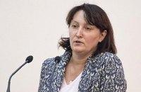 Корчак заявила, что не претендует на переизбрание главой НАПК