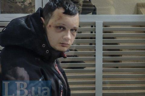 """Краснов із ЦК """"Азов Крим"""" припинив сухе голодування"""