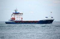 У порт Криму незаконно зайшло судно з Лівії під прапором Сьєрра-Леоне