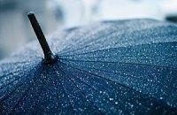 Во вторник в Киеве сильный дождь