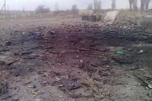 Метеовежа Донецького аеропорту зазнала потужного обстрілу