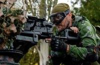 Уночі бойовики 35 разів обстріляли позиції сил АТО