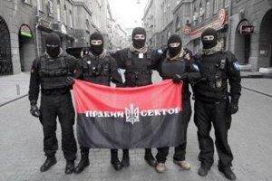 """Російським ЗМІ наказали згадувати """"Правий сектор"""" тільки в негативному ключі"""