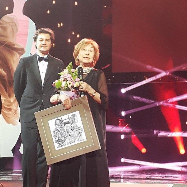 Лия Ахеджакова и Евгений Нищук