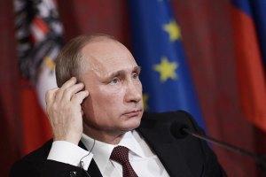 Путін звинуватив Україну в катастрофі на Донбасі