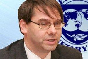 Азаров справив враження на голову місії МВФ