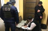 Депутат Сумского горсовета задержан за взятку