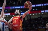 Сборная Испании стала двукратным чемпионом мира по баскетболу