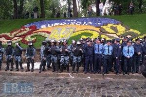 """Суд запретил политические акции возле """"Олимпийского"""""""
