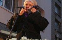Кужель расплакалась и спела для Тимошенко