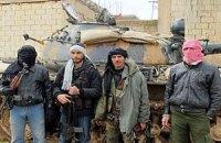 США прекратили обучение бойцов сирийской оппозиции