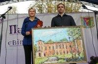 В Харькове усилиями губернатора и банка вернули громаде здание художественного музея