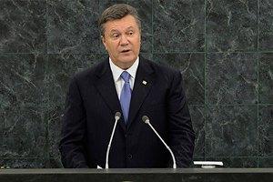 Визит Януковича в Китай остается в планах