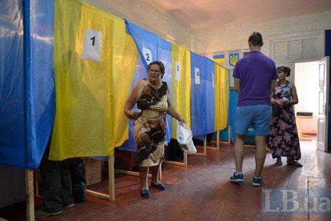У Чернігові зафіксовано рекордно низьку явку на виборах