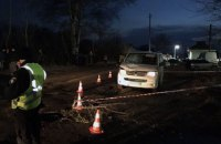 В Харьковской области водитель сбил пешехода и оставил его умирать в багажнике
