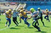 Во Львове матч топ-лиги по американскому футболу отменили из-за кори