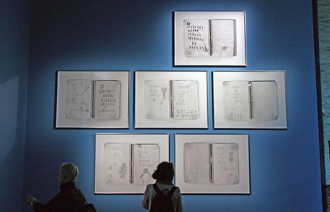 Іто Баррада, The Telephone Books, 2010