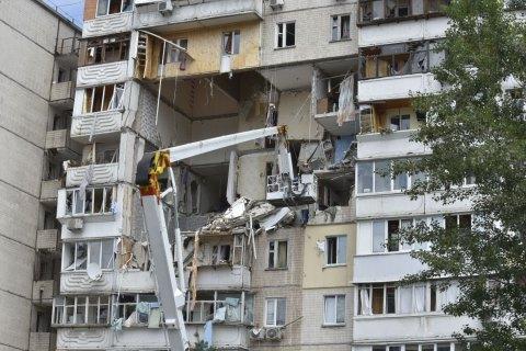 """Среди пострадавших при взрыве на Позняках оказались работники """"Укрзализныци"""""""