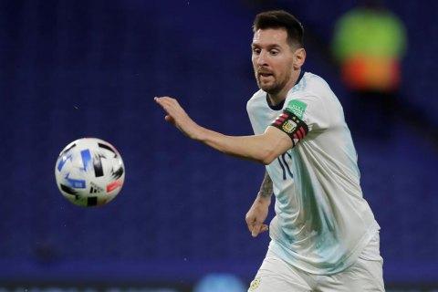 Месси установил историческое достижение в сборной Аргентины