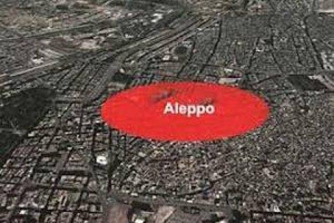 Сирийская армия захватила исторический центр Алеппо, - правозащитники