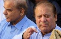 Экс-премьера Пакистана приговорили к семи годам лишения свободы