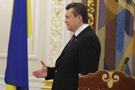 Янукович вернулся в строй