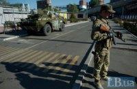 Боевики пытаются захватить мост возле Счастья, - ВСУ