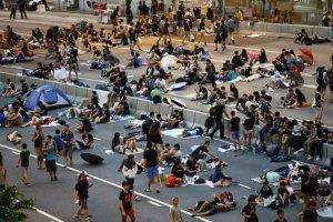 У Гонконгу тривають акції протесту