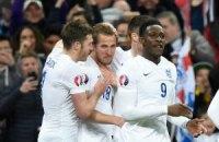Англия одержала пятую победу подряд в отборе на Евро-2016
