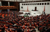 Парламент Туреччини проголосував за відправку військ у Лівію
