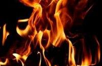 Учитель совершил самосожжение в собственном дворе