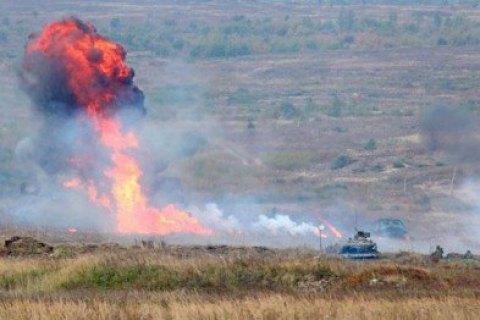 Троє військових підірвалися на полігоні після навчань у Хмельницькій області